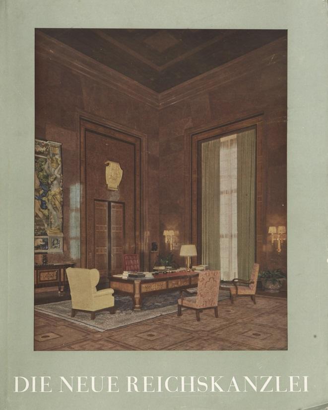 Архитектура и интерьер 3-го Рейха. К аукциону № 132.