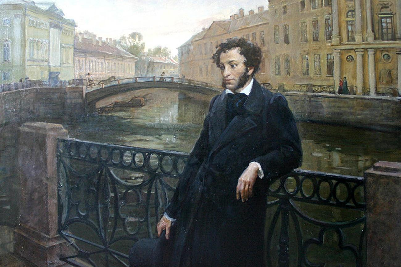 В этот день – 10 февраля 1837 года – умер Александр Сергеевич Пушкин. Александр Пушкин 1799-1837.