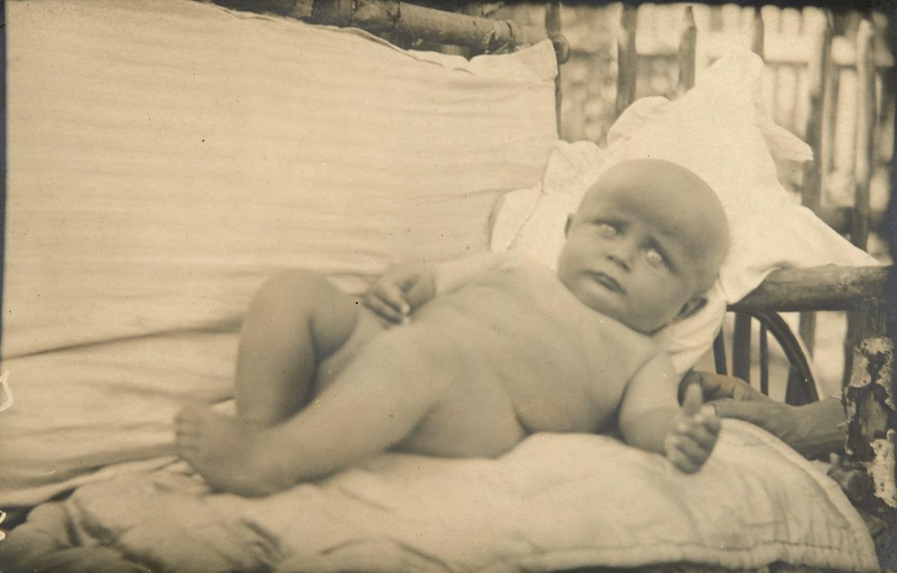 К аукциону № 159 от 27 февраля, лот № 211. Цветаева, М. [ Автограф.] Фотография Георгия Эфрона, 1925.