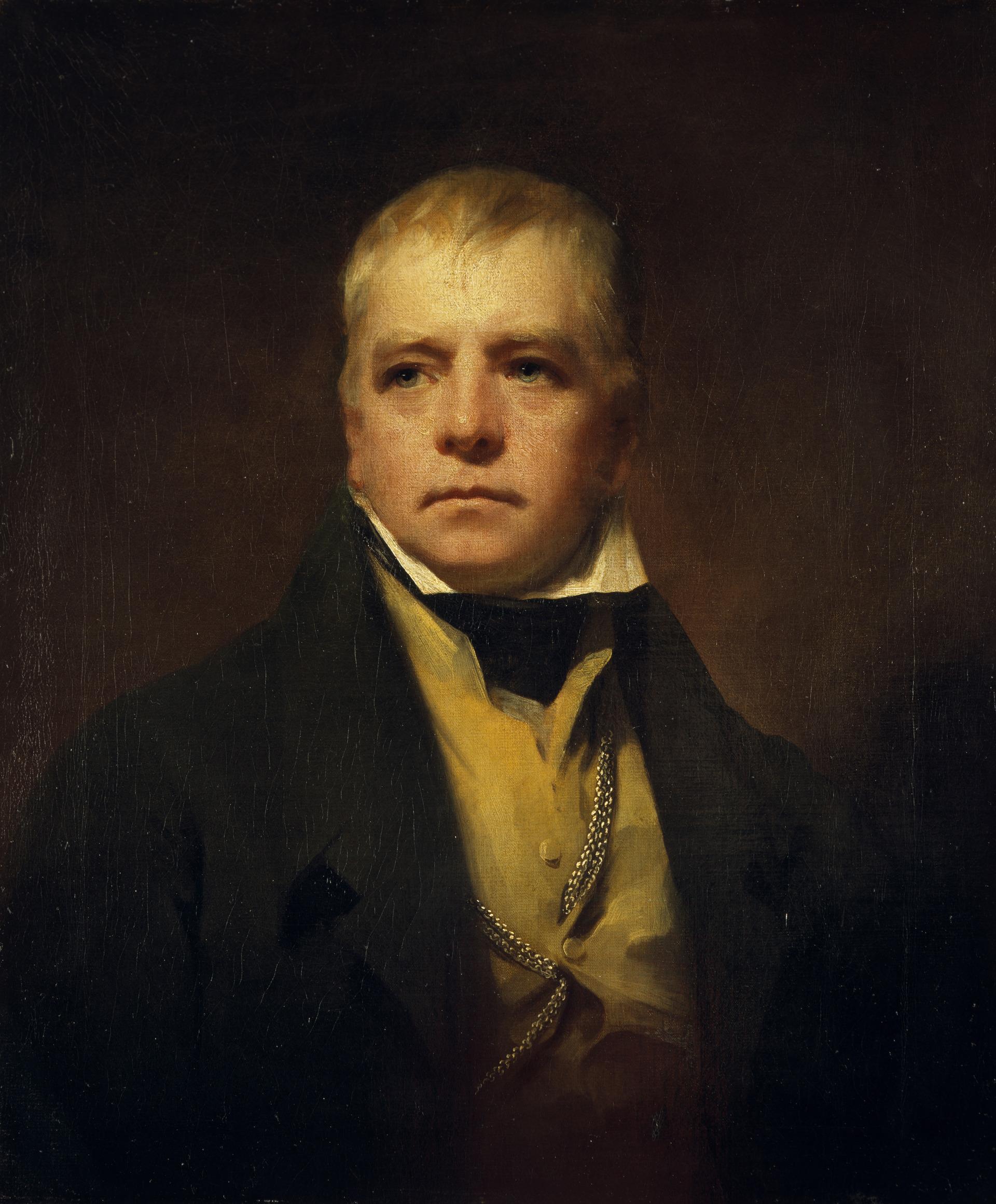 15 августа 1771 года родился Вальтер Скотт