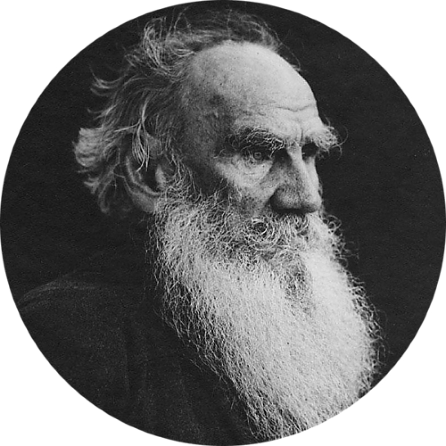 191 год назад, 9 сентября 1828 года, в имении Ясная Поляна Крапивенского уезда Тульской губернии на свет появился Лев Николаевич Толстой.