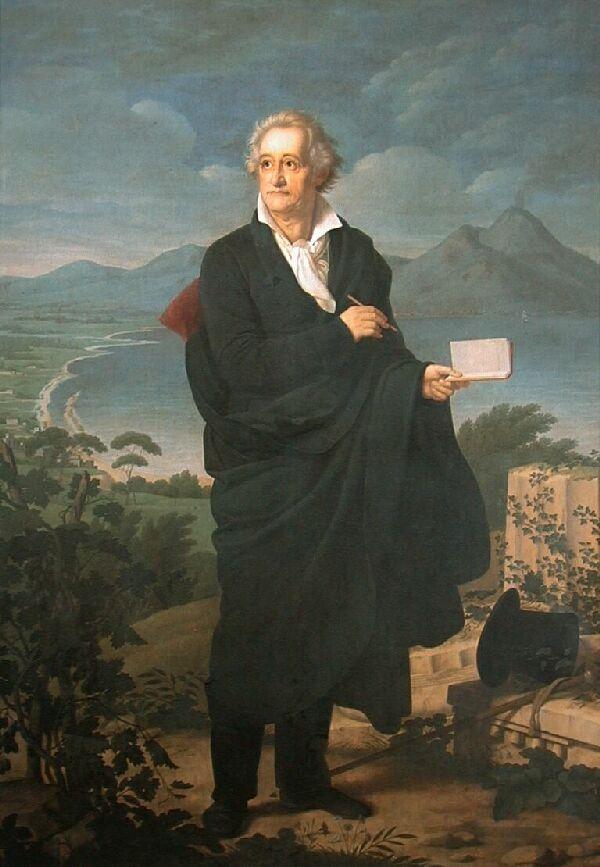 270 лет назад, 28 августа 1749 года, родился Иоганн Вольфганг Гёте.
