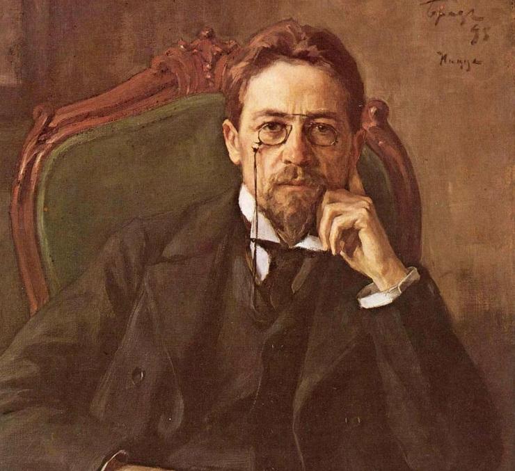 День памяти Антона Павловича Чехова…