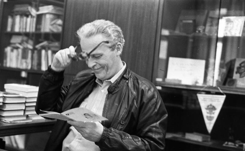 21 мая 1924 года родился замечательный русский писатель Борис Васильев.